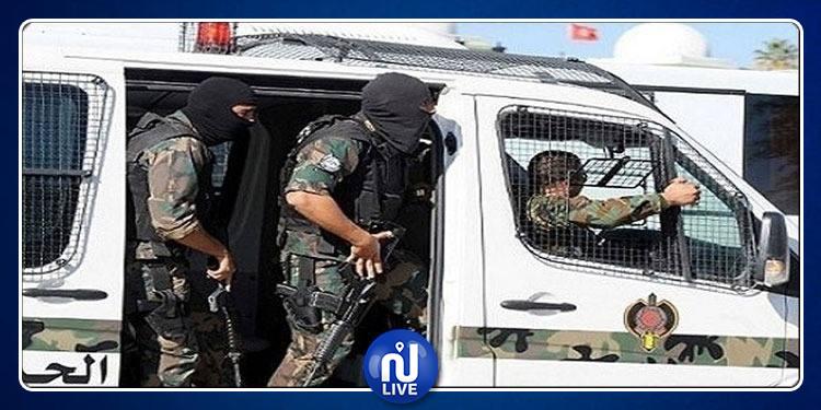 قعفور: القبض على شخصين يشتبه في انتمائهما لتنظيم إرهابي