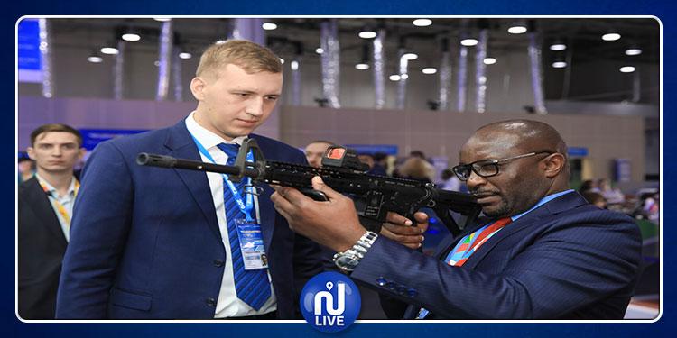 حجم طلبات الدول الافريقية على السلاح الروسي تبلغ 14 مليار دولار