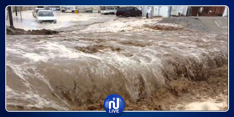 إنقاذ طفلة جرفتها مياه الأمطار بقليبية