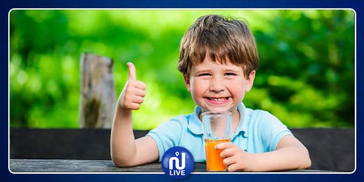 مشروبات تساعد في تقوية مناعة طفلك