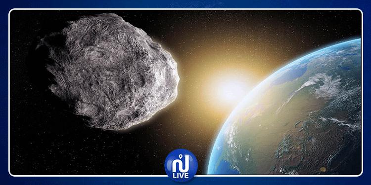 الأسبوع القادم.كويكب جديد يتجه نحو الأرض