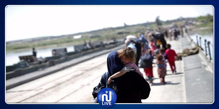الأمم المتحدة: 100 ألف سوري يفرون من مدنهم بسبب العملية العسكرية التركية