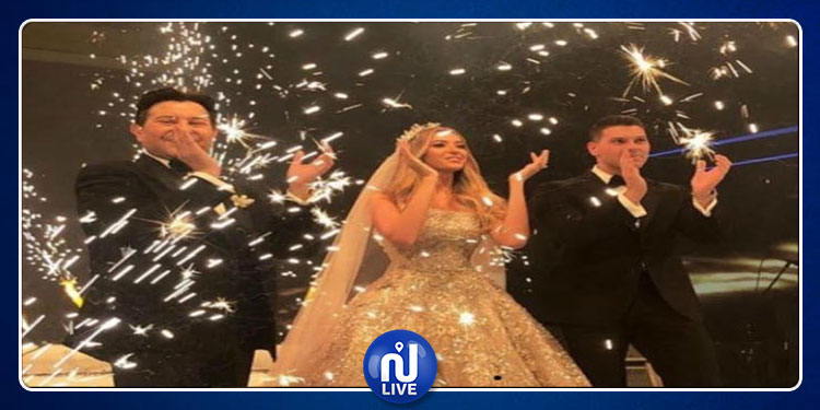 زفاف ابن أمير الغناء العربى هانى شاكر بحضور نجوم الفن