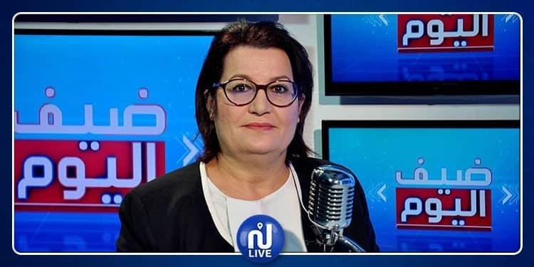 سميرة مرعي تقاضي رئيس جمعية مكافحة الفساد