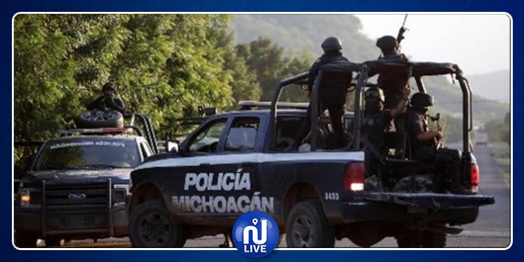 اعتقال نجل امبراطور المخدرات في المكسيك يخلف مواجهات دامية