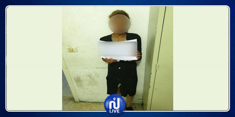 العاصمة: تعتدي على فتاة بواسطة شفرة حلاقة وتسلب منها 20 دينارا