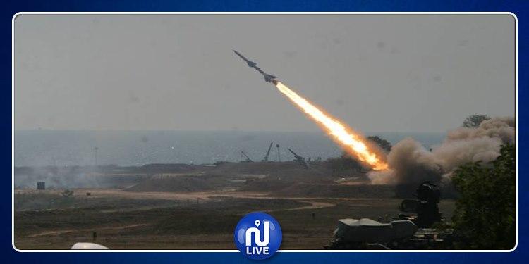 سقوط قذائف صاروخية على الأراضي التركية
