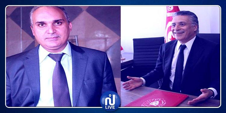 فحوى لقاء رئيس هيئة الانتخابات بالمترشح للرئاسية نبيل القروي