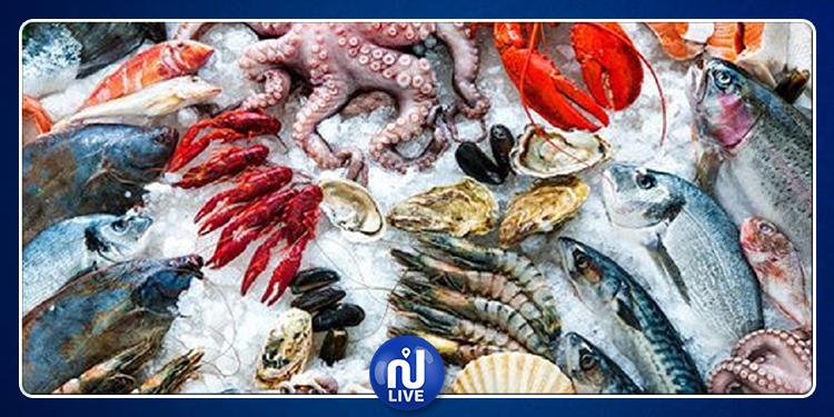 تطور صادرات الصيد البحري