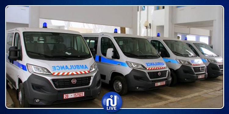 نحو تجديد أسطول سيارات الإسعاف في المستشفيات العمومية