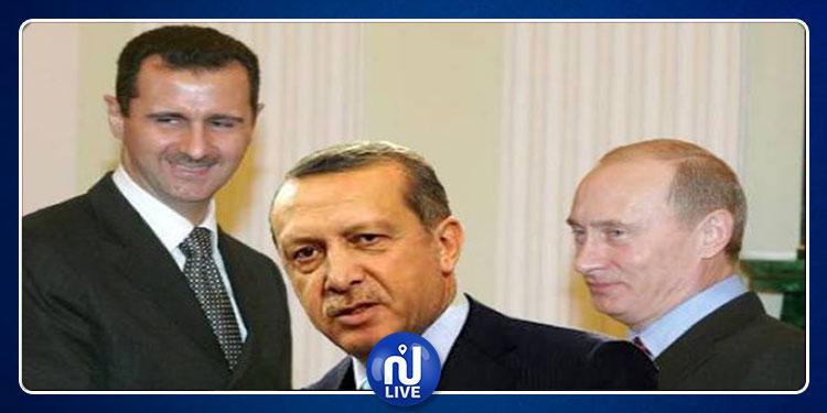 اتفاق مهم بين بوتين وأردوغان حول سوريا