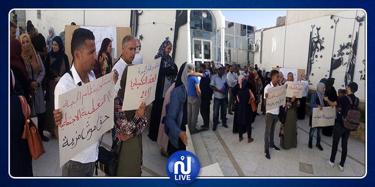 مدنين: وقفة احتجاجية بسبب تردي الوضع الثقافي
