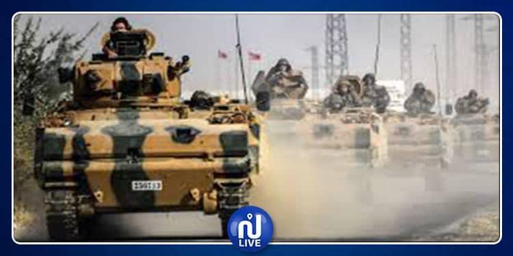 اشتباكات عنيفة بين الجيش السوري والقوات التركية على الحدود بين البلدين