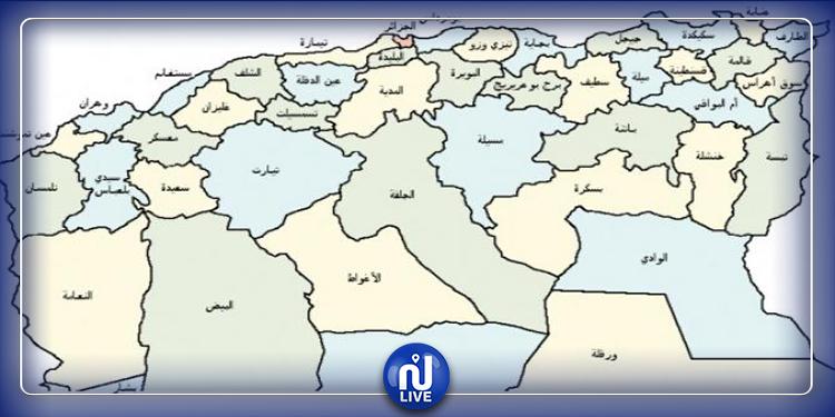 إحداث 10 ولايات جديدة في الجزائر