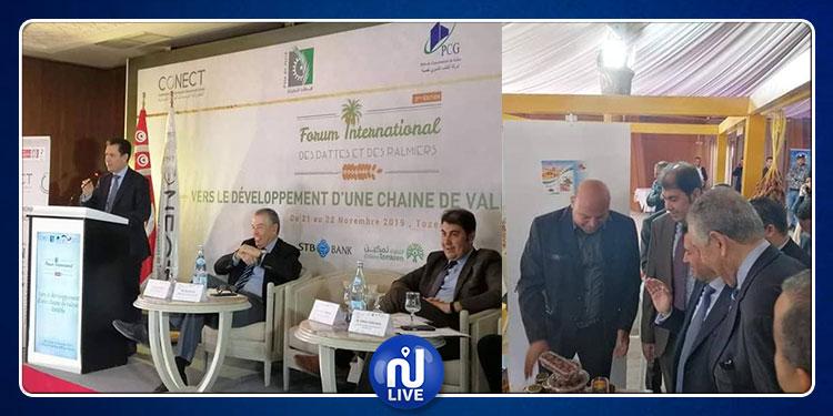 توزر: إنطلاق الدورة الثانية من المنتدى الدولي لترويج التمور التونسية