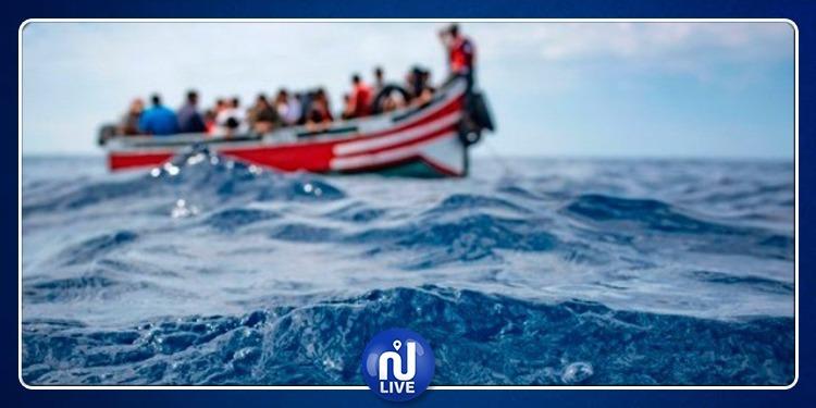 ميناء جرجيس: الهلال الأحمر  يستقبل مهاجرين غير شرعيين