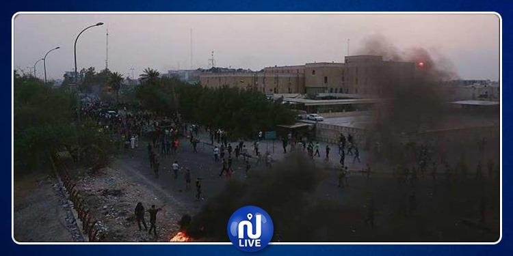 العراق: مقتل محتجين بالرصاص الحي