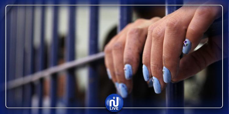 3 % من مجموع السجناء في تونس نساء
