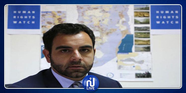 إسرائيل تطرد مدير منظمة هيومن رايتس ووتش