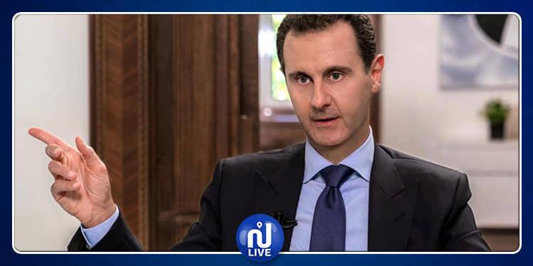 بشار الأسد: لا يمكن إنهاء الحرب في سوريا عبر اللجنة الدستورية