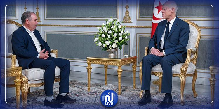 فحوى لقاء رئيس الجمهورية بالطبوبي