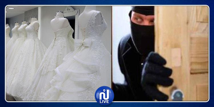 العاصمة: شاب وعشقته يسرقان محلا لبيع فساتين العرائس
