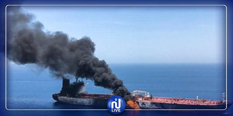 تقرير استخباراتي: قطر كانت على علم مسبق بهجمات إيرانية على ناقلات تجارية في خليج عمان