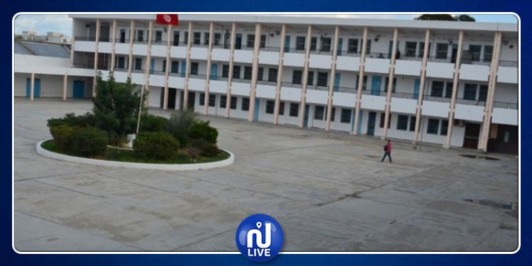 سيدي بوزيد: إيقاف تلميذ هدد الإطار التربوي