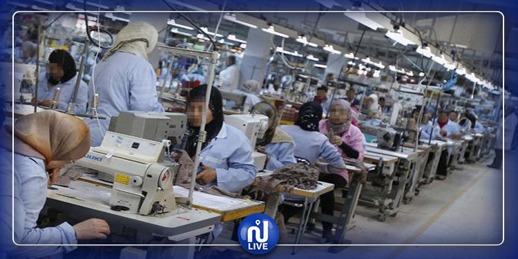 تسريح آلاف العمّال التونسيين خصوصا في قطاع النسيج