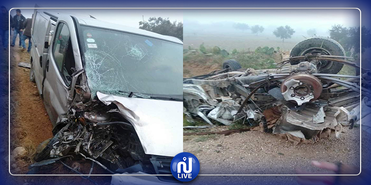 بسبب الضباب الكثيف : إصابة 9 أشخاص في حادث مرور بصفاقس