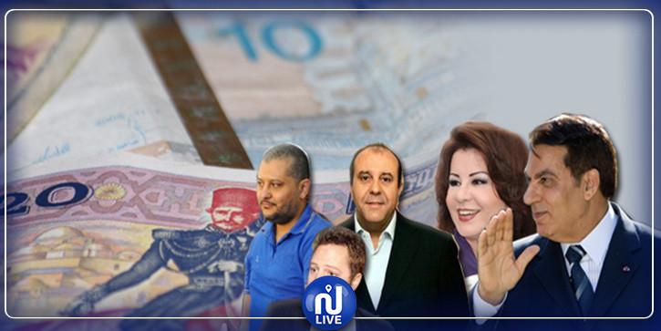 القضاء السويسري يقرر تمديد تجميد أموال وحسابات بن علي وعائلته
