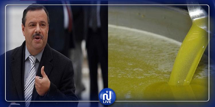 سمير الطيب: لتر زيت الزيتون متوفر ب5600 مليم بداية من الإثنين القادم