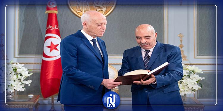 فحوى لقاء رئيس الجمهورية بالموفق الإداري عبد الستار بن موسى