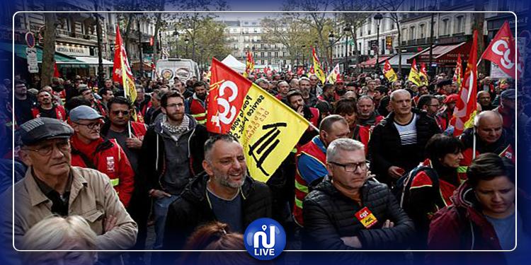 تواصل الاحتجاجات في فرنسا