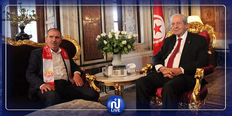 اتحاد الشغل يقرر تكريم محمد الناصر