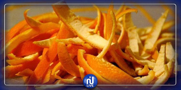 تعرف على فوائد قشرة البرتقال