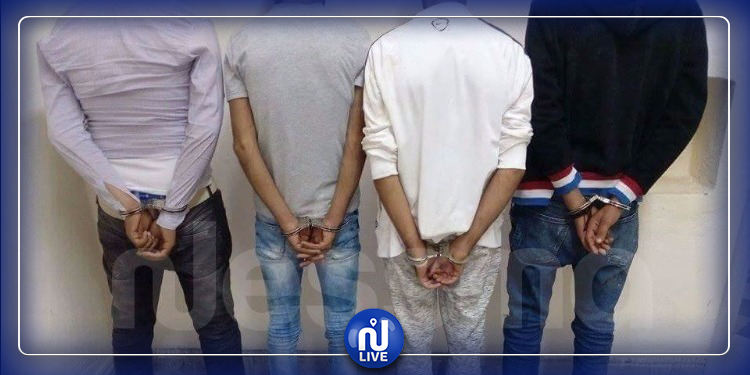 المكنين: القبض على 4 منحرفين تورطوا في هذه الجرائم