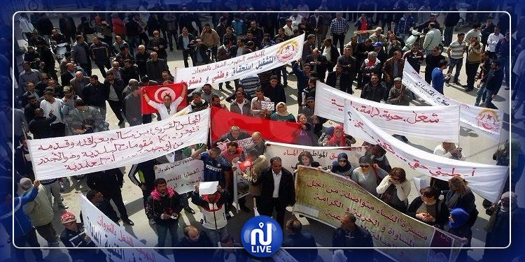 القيروان الأولى في الحركات الاجتماعية سنة 2019