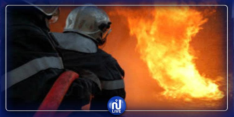 القيروان: اندلاع حريق بأحد المبيتات الخاصة