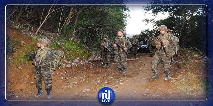 صور لعائلات الارهابيان اللذان أطاح بهم الجيش الجزائري