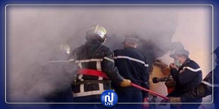 المكناسي: إصابة 5 رتباء من الحماية المدنية في تدخل لإخماد حريق