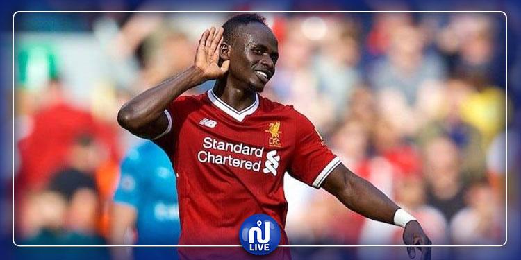 Mané élu footballeur africain de l'année 2019