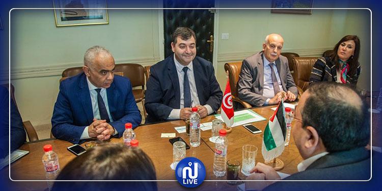 نحو تعزيز التعاون السياحي و الجوي بين تونس و الأردن