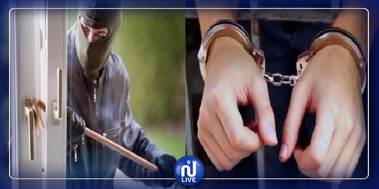 سليمان: إيقاف شخصين تورطا في سلسلة من السرقات