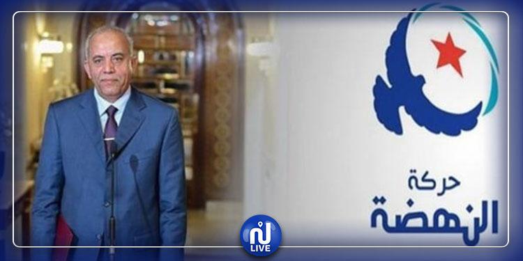 حركة النهضة تقرر منح الثقة لحكومة الجملي