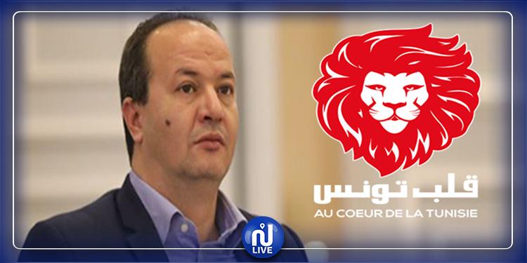 حاتم المليكي: تصويت قلب تونس لحكومة الفخفاخ ستقرره هياكل  الحزب