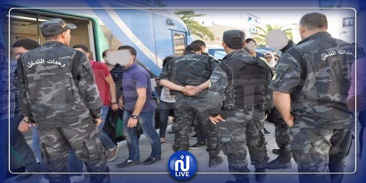 العاصمة: حملات أمنية مكثفة داخل محطات النقل العمومي
