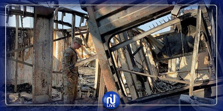 هجوم إيران الصاروخي يخلف 11 إصابة في صفوف الجيش الأمريكي