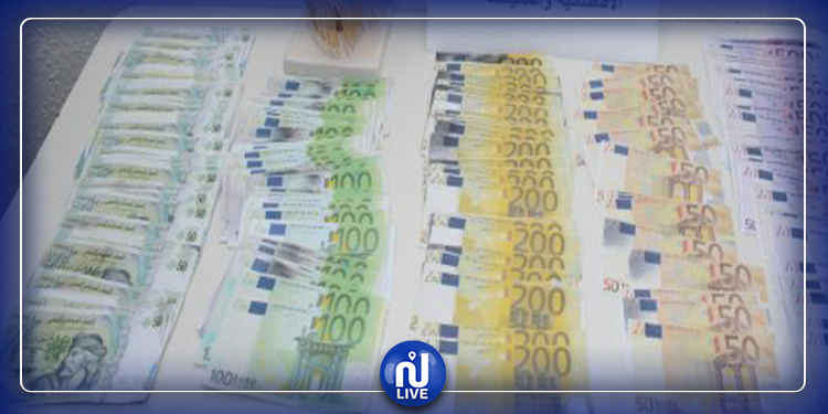 حجز 250 ألف دينار مزيفة في بنزرت