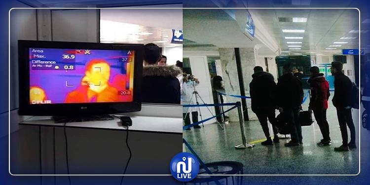 شكري حمودة: لا إصابات بـ''كرورنا'' في مطار تونس قرطاج